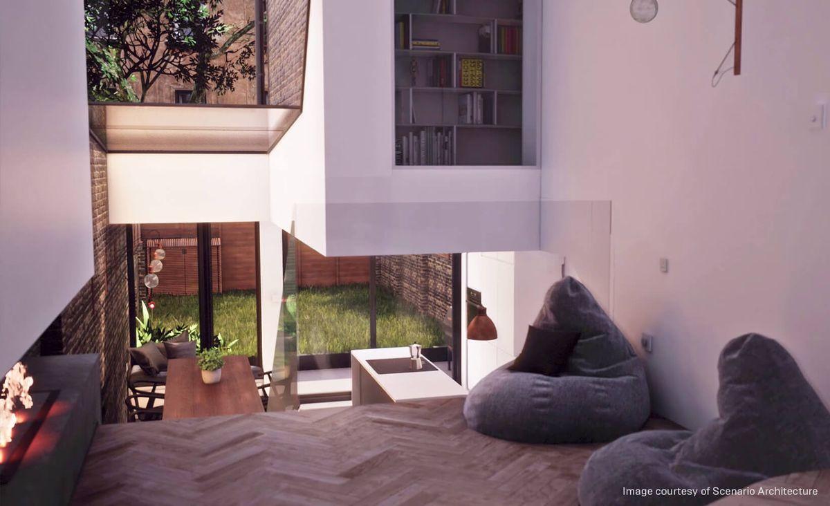 The Scenario House
