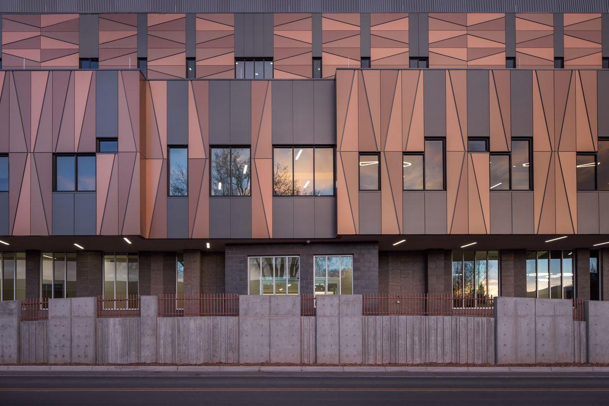 NAU SAS Building