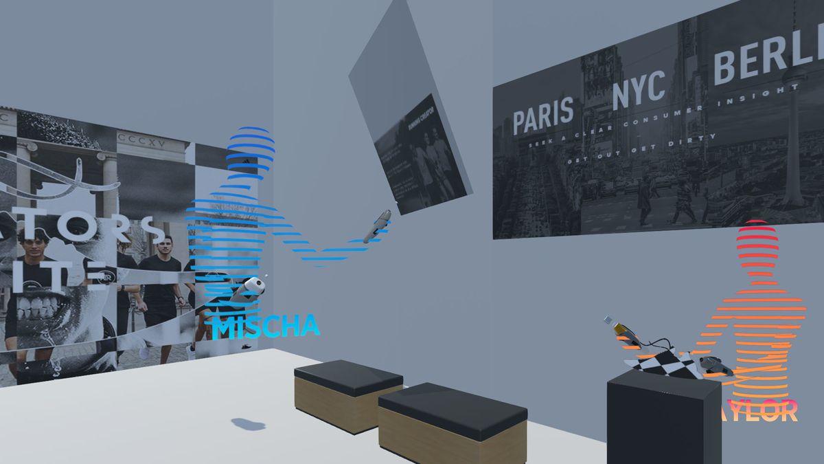 How adidas uses VR/AR to Revolutionize Retail Design