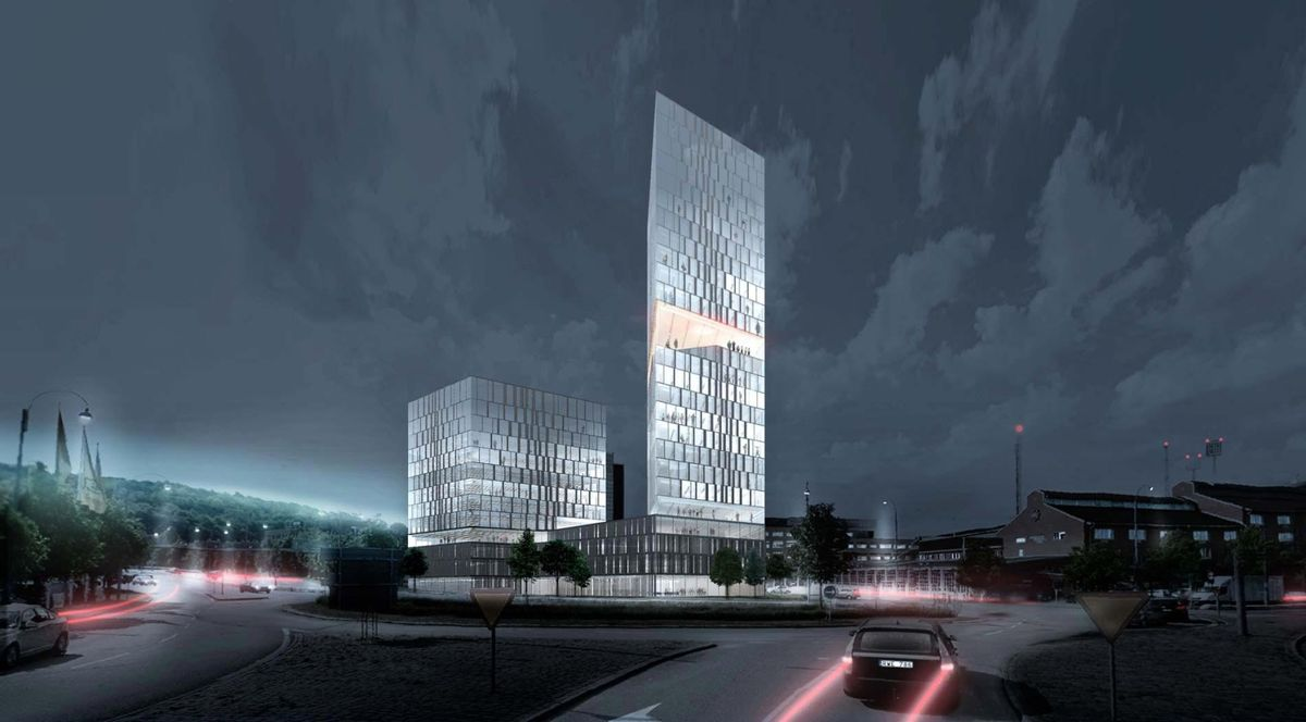 Citygate office tower