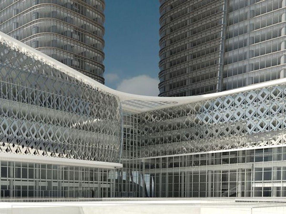 Ziraat Bank Headquarters