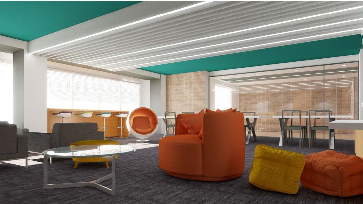 System Group Lounge