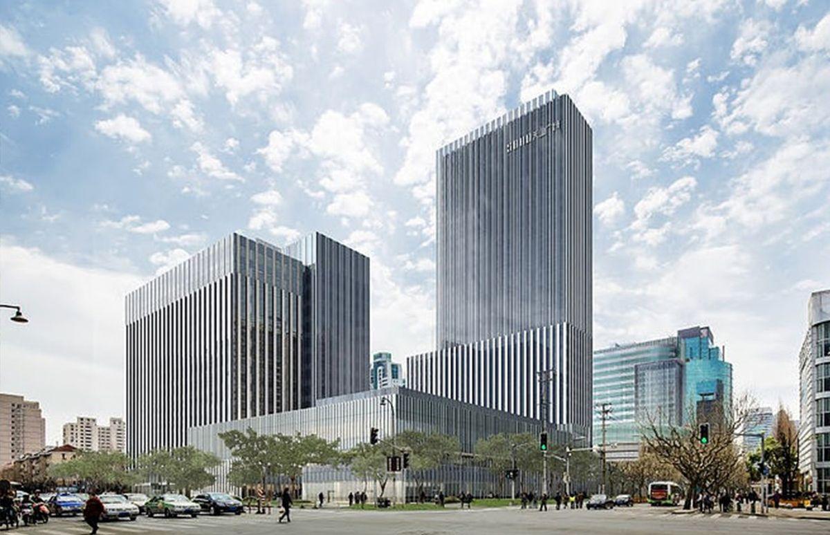 SOHO Tianshan Plaza