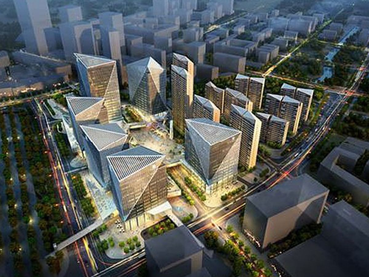 Shanghai Crystal Plaza