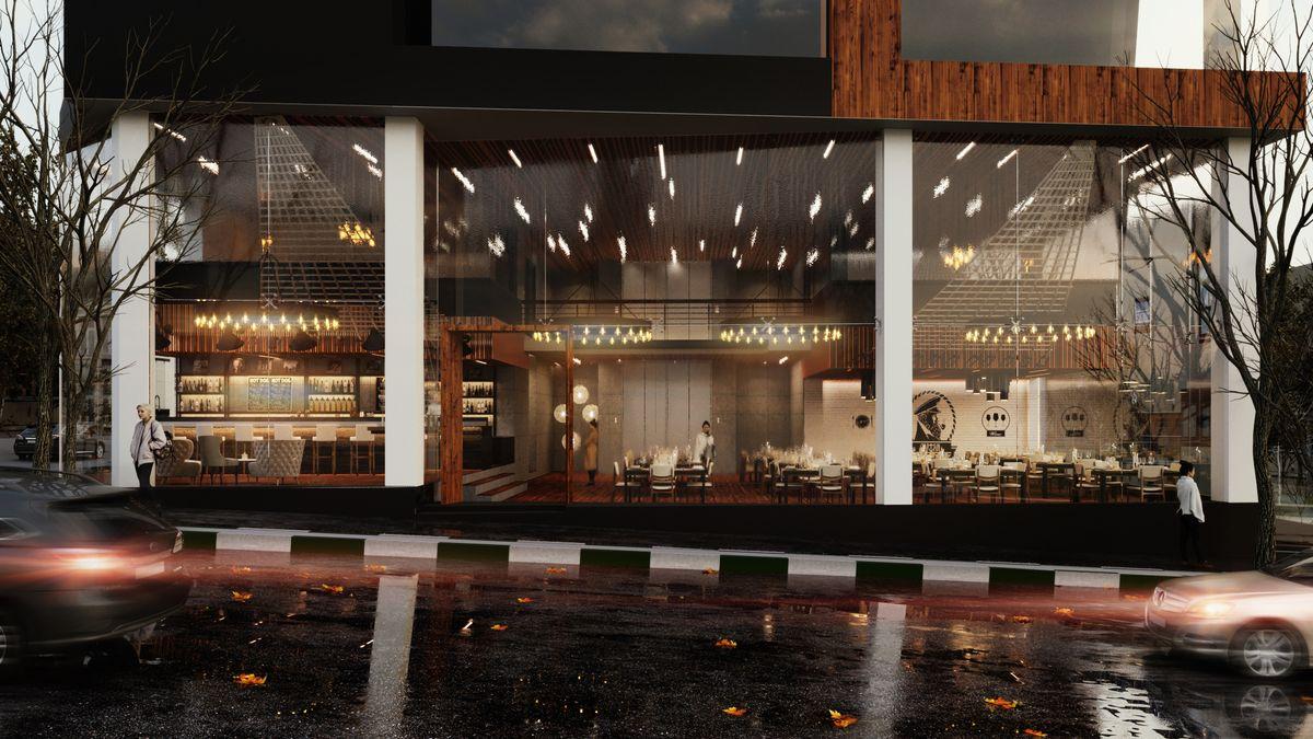 Captain Lounge Restaurant