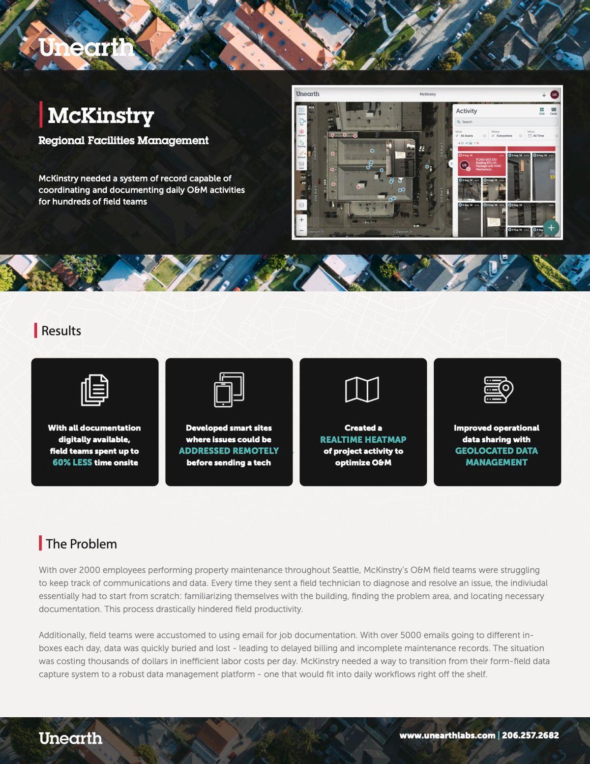 McKinstry Facilities Management