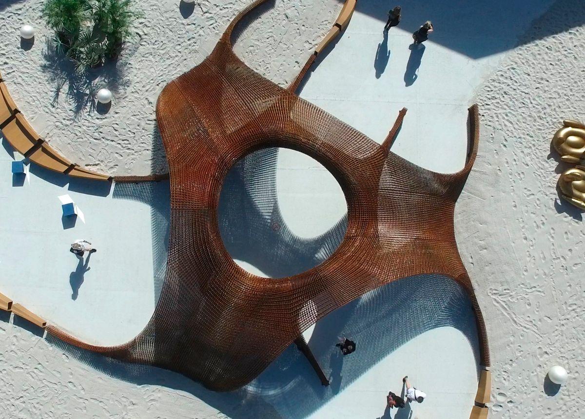 Design Miami Pavilions