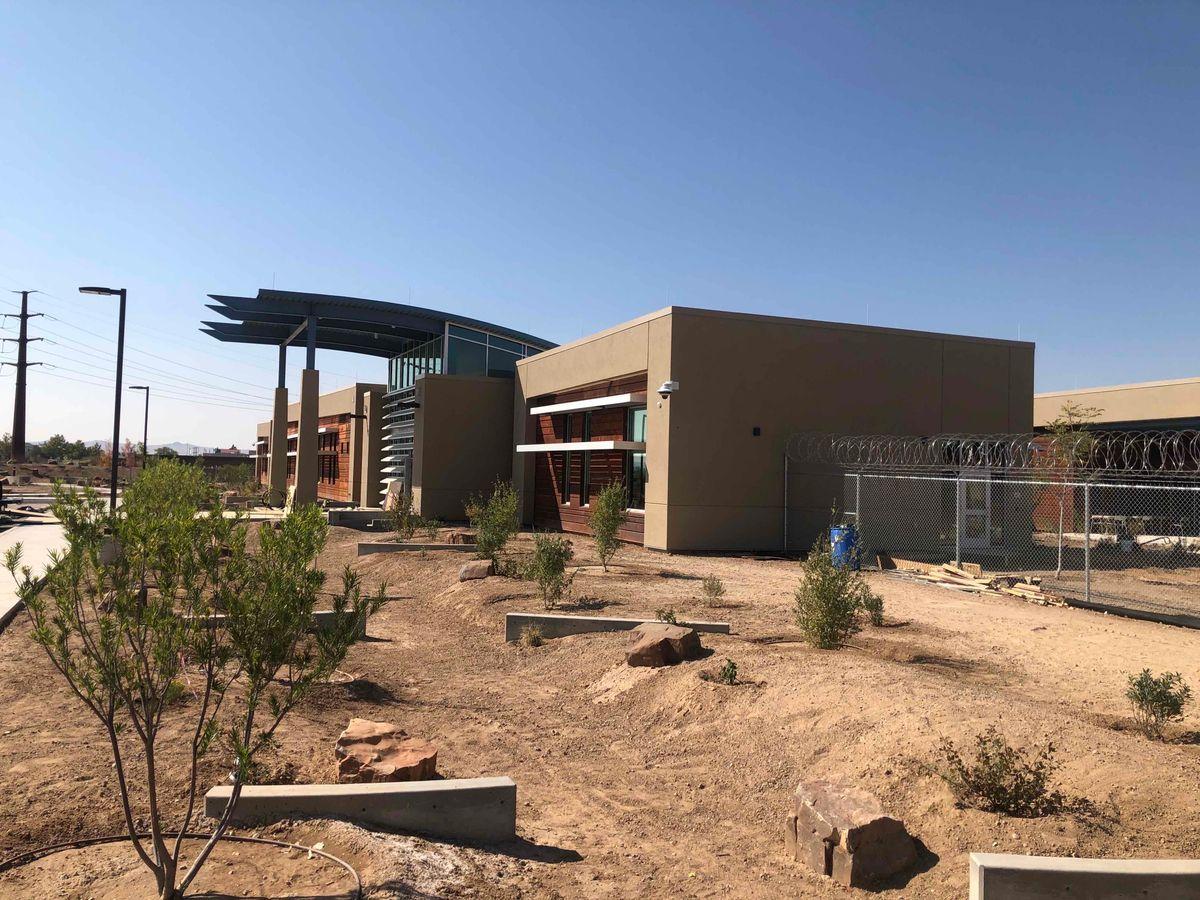 Albuquerque Bernalillo County Water Utility Authority North / South Buildings – Albuquerque, NM (LEED v4 BD+C Gold)