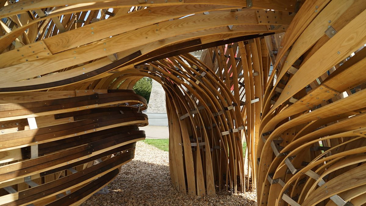 Steampunk Pavilion
