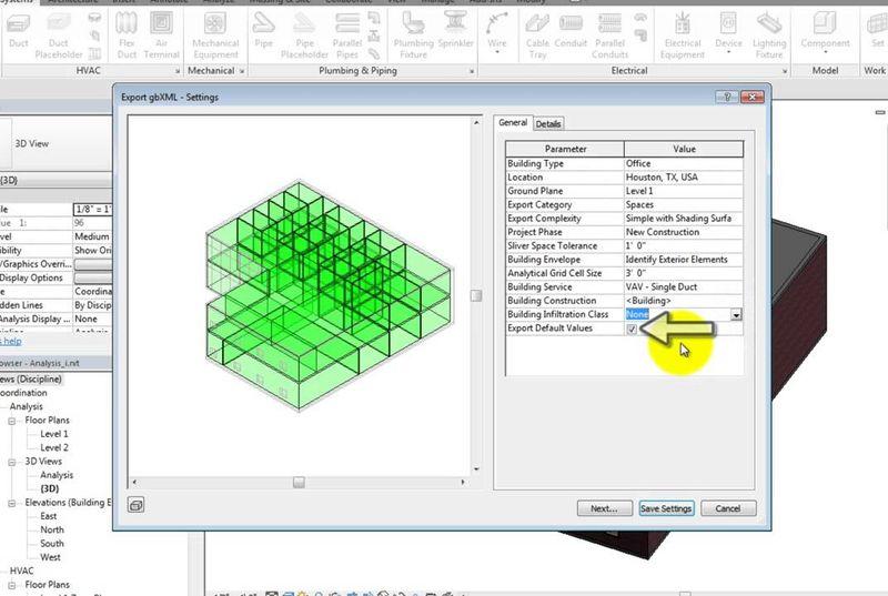 Green Building XML